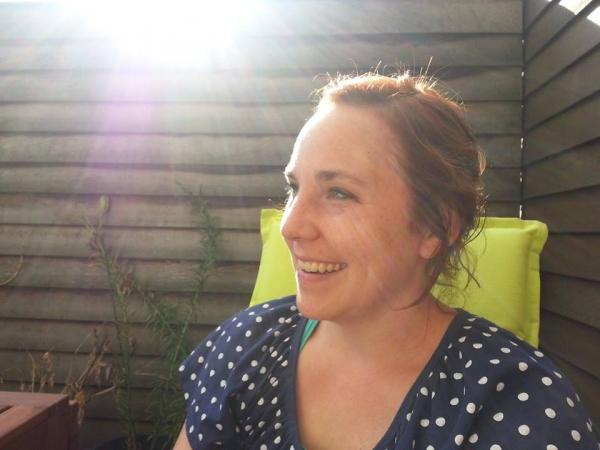 Audrey James: mindfulness training en therapie